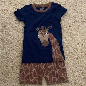 Pajama, Gymboree brand. Size 5